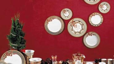 變身貴族的捷徑,只要為餐桌增點氣息 ...