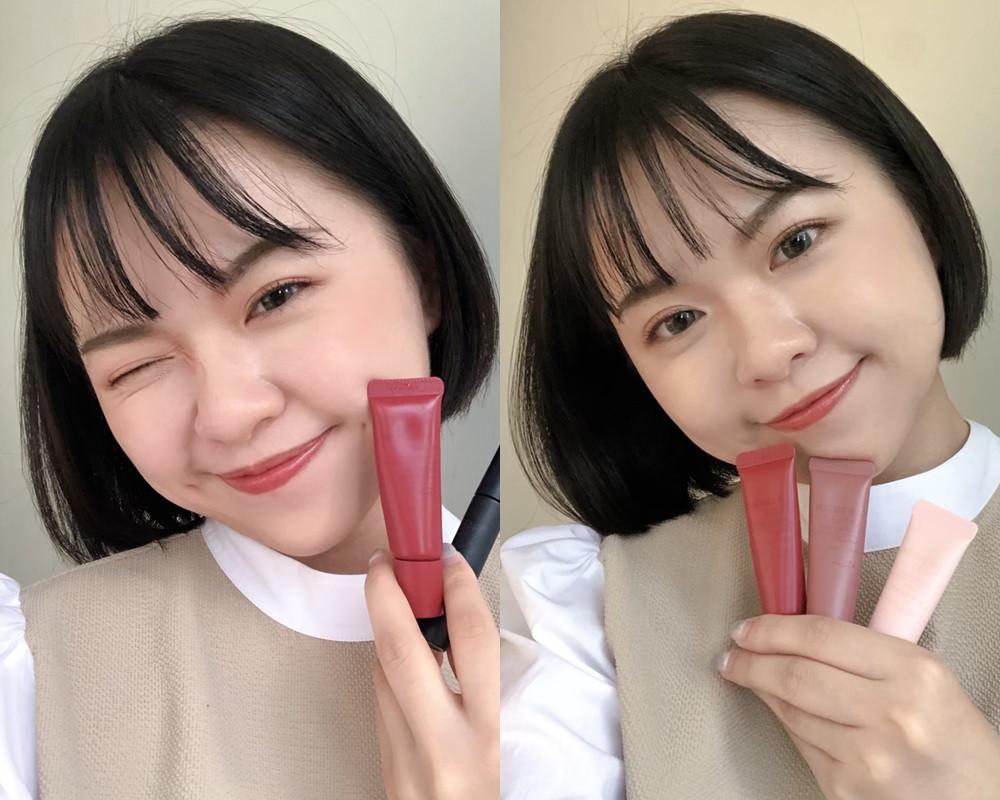 潤色護唇膏推薦5:艾杜紗 艾妳愛妳潤唇蜜(#06 愛心動) 10g,NT.420