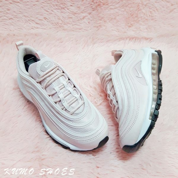 Kumo shoes Nike Air Max 97 Barely Rose 粉色 經典 休閒 921733-600