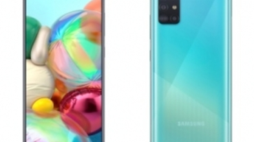 三星 Galaxy A71 / A51 發表:方塊四鏡頭、4500 大電池