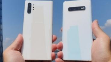 Samsung Galaxy Note 10+ 紐約相機實拍,加碼與 S10+ 對比