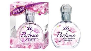 油保濕養髮科技 566 護髮香水油,女人一定要有的髮妝聖品!