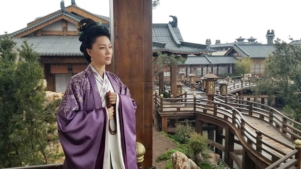 《傳聞中的陳芊芊》演員其它古裝劇6:胡彩虹《小女花不棄》