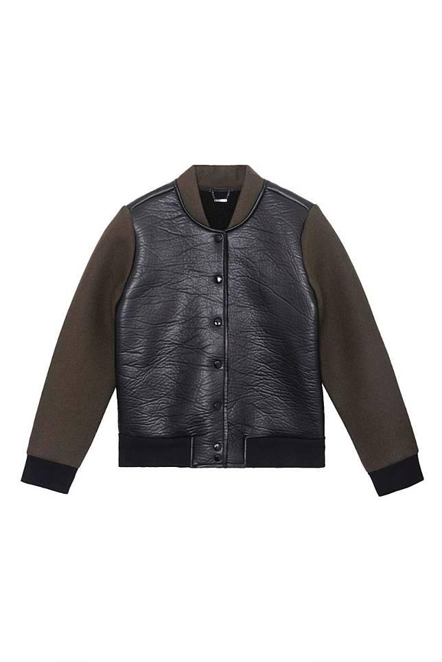 Norah Sue環保皮革皮褸 原價2,995 特價HK$199(互聯網)