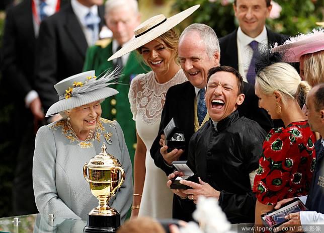 女王與騎師