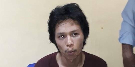 Pembunuh wanita kardus di Medan. ©2018 Merdeka.com