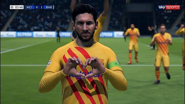 Pemain Barcelona Gagal Ikuti Turnamen Amal FIFA 20 Akibat Kontrak Dengan Konami