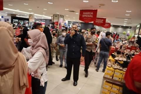 Mal di Makassar Padat Jelang Lebaran, Pengelola Kena Tegur
