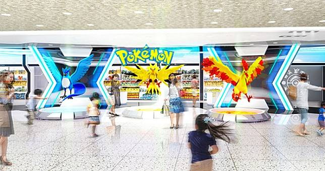 三聖鳥鎮店!寶可夢中心大阪DX暨寶可夢咖啡廳今秋開幕
