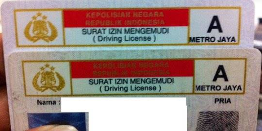 SIM. ©2012 Merdeka.com