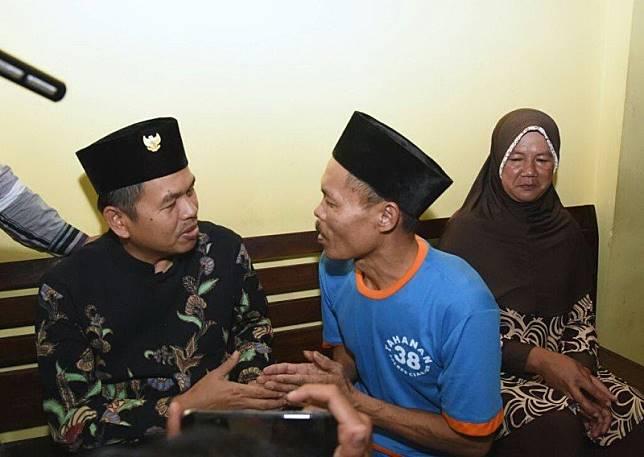Dipenjara karena Ambil Cacing, Dedi Mulyadi Siap Sediakan Pengacara untuk Didin
