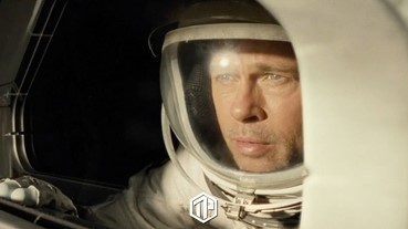 由Brad Pitt 主演!科幻電影《Ad Astra》最新預告曝光!