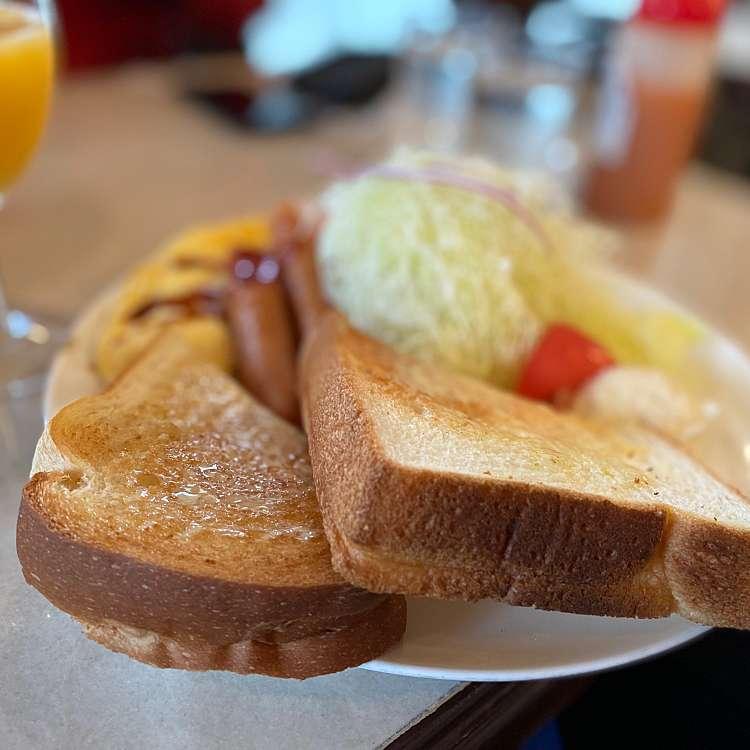 Maretoごはん食べますさんが投稿した円福寺町喫茶店のお店マエダコーヒー 御池店の写真