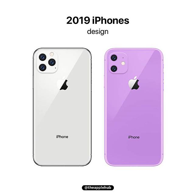 Iphone Xr 2019 New Colors Renders Image Img 2