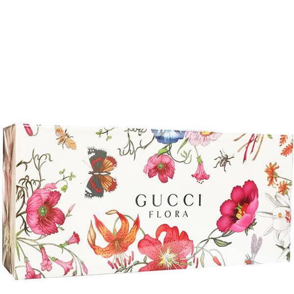 GUCCI Flora by GUCCI 經典迷你香氛禮盒 5ml×4入(61867)【娜娜香水美妝】