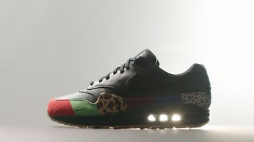AIR MAX 1 MASTER 設計的背後: Ones for 1