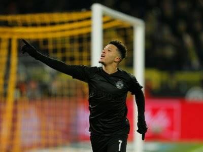 Peluang Besar Liverpool Dapatkan Jadon Sancho