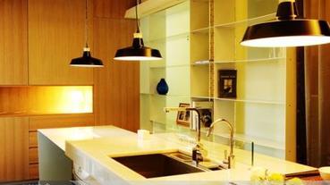 9招燈光創意,讓生活空間處處有驚喜!