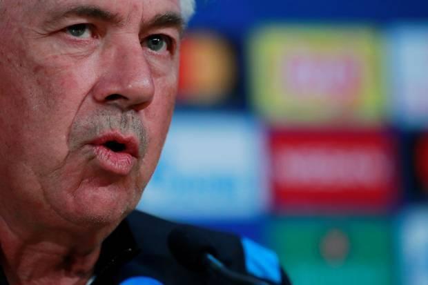 Jelang Napoli vs Liverpool, Carlo Ancelotti Yakin Menang