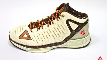 新聞速報 / PEAK 聖誕節系列籃球鞋款