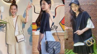 喬喬成功晉身時尚咖 PRADA、BURBERRY、Dior每天一包不嫌少