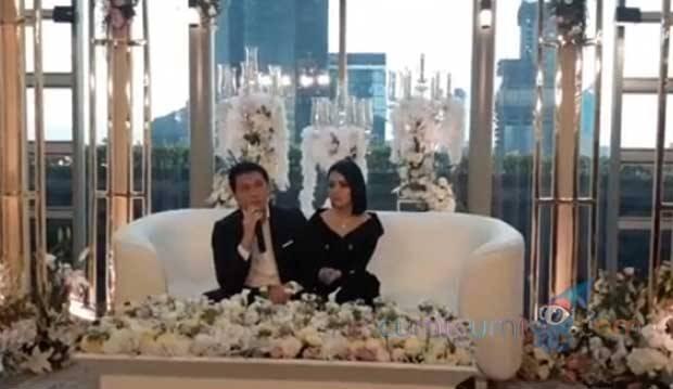 Resmi Menikah, Syahrini: Tak Ada yang Dipermalukan Atas Pernikahan Ini!