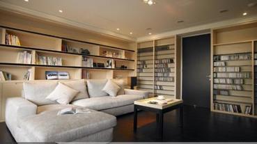 打造五星級,放鬆身心居家休閒區域