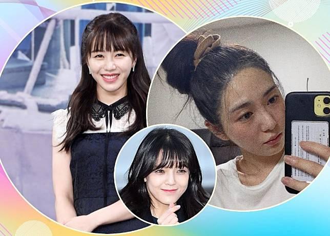 珉娥發文大爆曾被AOA隊友欺凌,網民猜測欺凌她的成員便是4月喪父智珉。