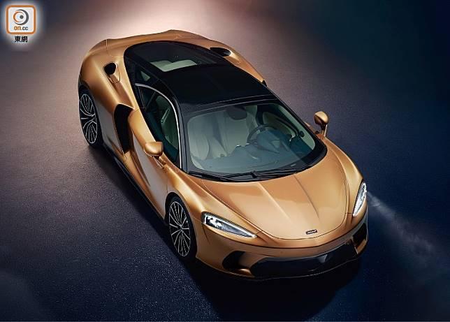 McLaren GT出爐,廠方公布其馬力高達620ps。(互聯網)