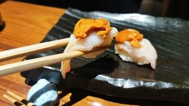 (新莊美食/新莊日式料理)隱身在新莊巷弄內高CP值的日式無菜單料理-觀醬手 · 寿司,日式無菜單料理980元起,全面預約制.聚餐約會地點