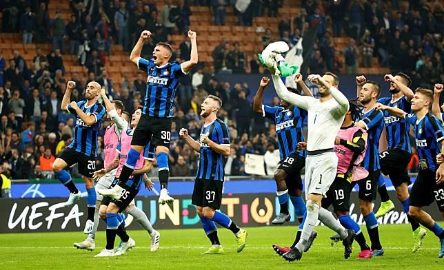 Champions League - Group F - Inter Milan v Borussia Dortmund