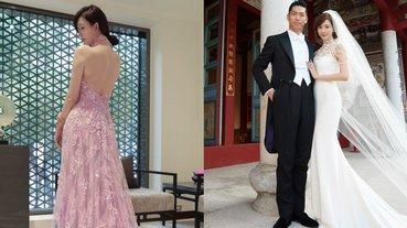 捨棄女星海島奢華路線,林志玲婚禮濃濃「台灣味」!五套婚紗幫妳神出來!回顧全台灣一起嫁女兒的感動⋯