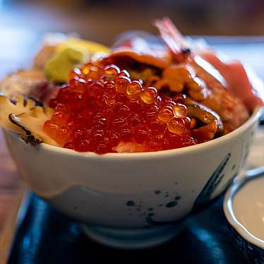 実際訪問したユーザーが直接撮影して投稿した白田魚介・海鮮料理大衆磯料理 磯辺の写真