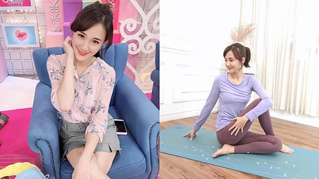 何妤玟開業7年的瑜伽教室也是受災戶之一。(圖/翻攝自何妤玟 Winnie Ho Facebook)