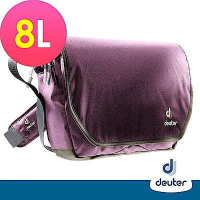 【德國DEUTER】CARRY OUT 8L側背包/休閒包85013茄紫