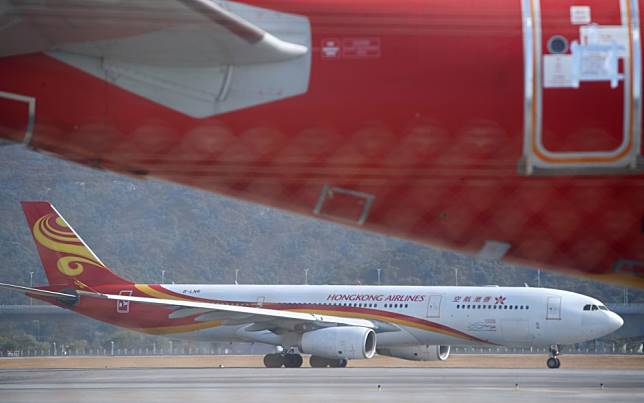 Hong Kong Airlines: government allows stricken carrier to continue flying after cash found to plug finances
