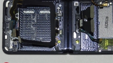 Galaxy Z Flip 未上市但拆解影片來啦!