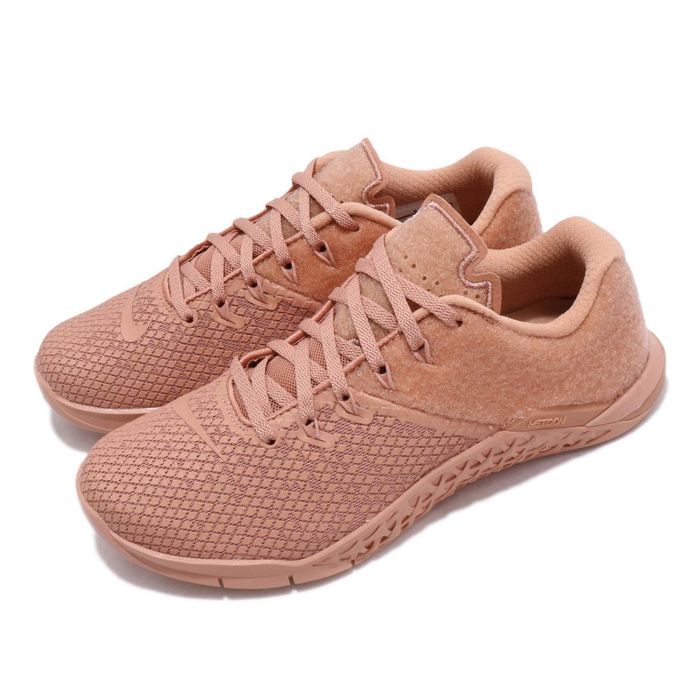 多功能訓練鞋品牌:NIKE型號:BQ7978-600品名:Metcon 4 XD配色:粉色