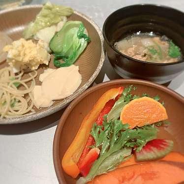 実際訪問したユーザーが直接撮影して投稿した新宿野菜料理農家の台所 新宿3丁目店の写真