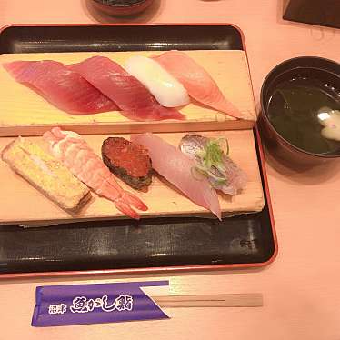 魚がし鮨 流れ鮨 静岡石田店のundefinedに実際訪問訪問したユーザーunknownさんが新しく投稿した新着口コミの写真