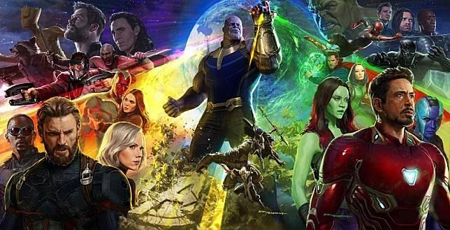Film Avenger: Infinity War