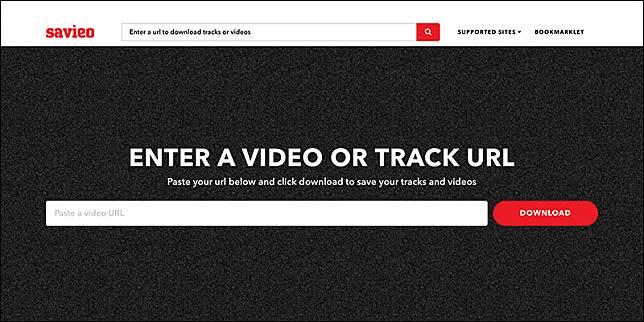Savieo 萬能影片下載器 ,可下載多達 34 個網站的影片