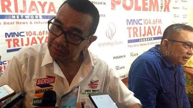 Diangkat Jadi Stafsus Menteri BUMN, Arya Sinulingga Mundur dari Perindo