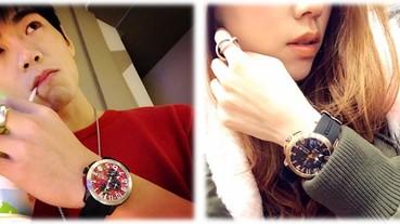 瑞士 Tendence 天勢錶插旗台北101,「酷炫骷髏頭」即將席捲時尚圈