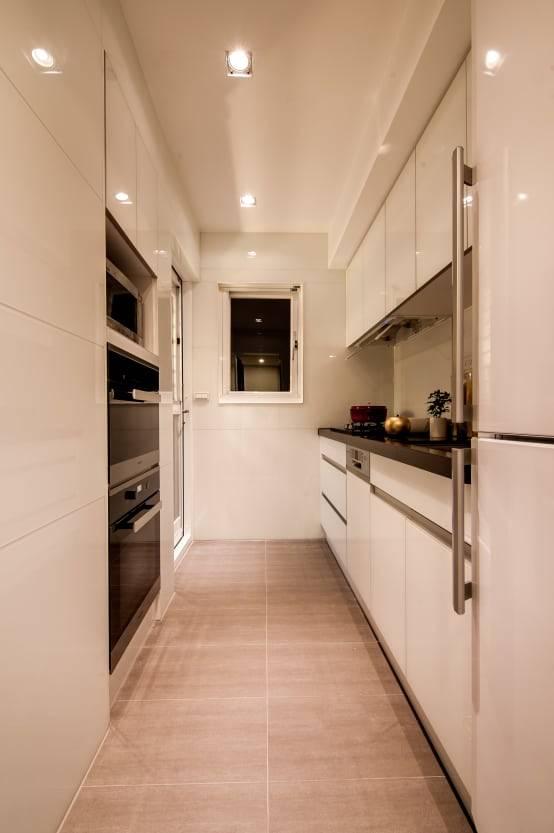 廚房改造案例六:改造後