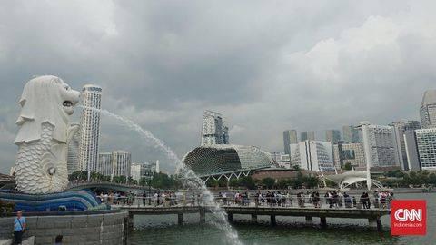 Bantu Siswa Mencontek, Guru Les Singapura Dibui Tiga Tahun