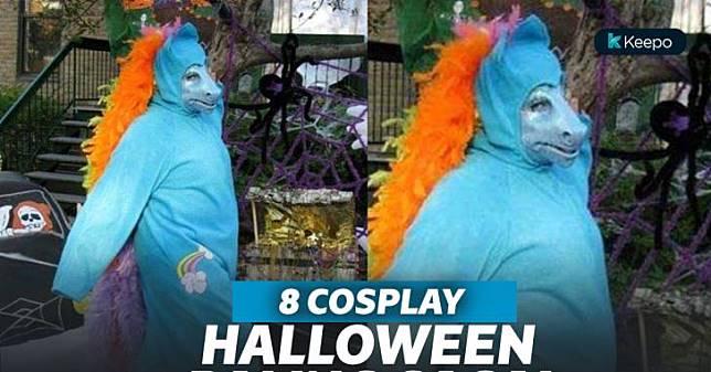 Gagal Serem, 8 Kostum Halloween ini Terlihat Maksa Abis!