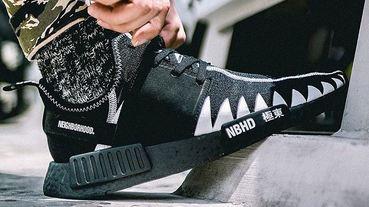 新聞分享 / 黑暗系聯名再臨 Neighborhood x adidas Originals NMD 曝光