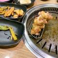 サムギョプサル - 実際訪問したユーザーが直接撮影して投稿した大久保韓国料理ヨプの王豚塩焼 熟成肉専門店 新大久保本店の写真のメニュー情報