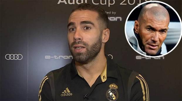 Carvajal Beber Kesiapan Real Madrid Jelang Musim Baru